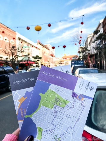 Curated trail maps provided to hotel guests